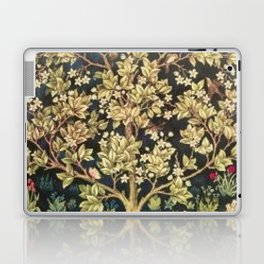 William Morris Tree Of Life Laptop & iPad Skin