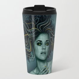 Gorgon Medusa Travel Mug