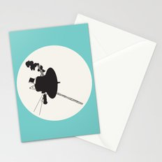 Voyager 1 Stationery Cards