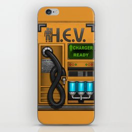 HEV Charger iPhone Skin