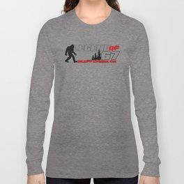 Legend of 67 Bluff Creek, CA Long Sleeve T-shirt