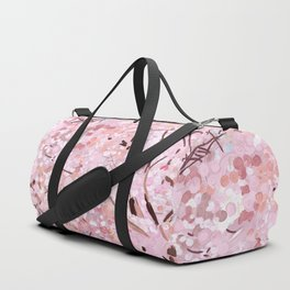 Cherry Blossom Park Dream Guy Duffle Bag