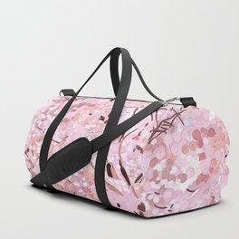Cherry Blossom Park Dream Guy Duffle Bag