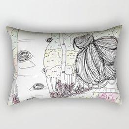 An Ode to Autumn Rectangular Pillow