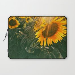 summer in the fields Laptop Sleeve