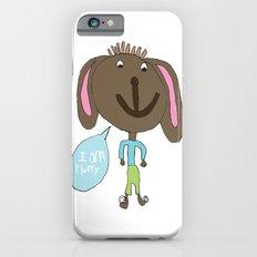 FLUFFY PUPPY Slim Case iPhone 6s