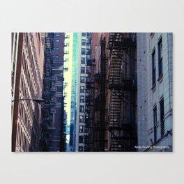 Chicago Lines Canvas Print