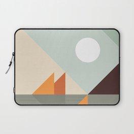 Geometric Landscape 24 Laptop Sleeve