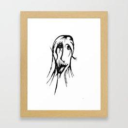 JuJu Manson Framed Art Print