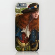Pirate Queen iPhone 6s Slim Case