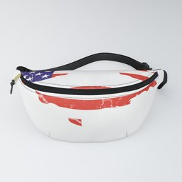 America Washington USA Gift New York Fanny Pack