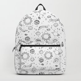 Spatial background Backpack