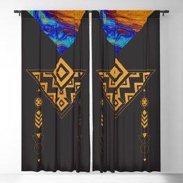 Boho Queen Blackout Curtain