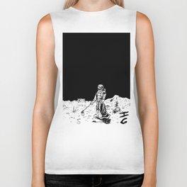 Lunar Picking Biker Tank