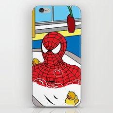 spider iPhone & iPod Skin