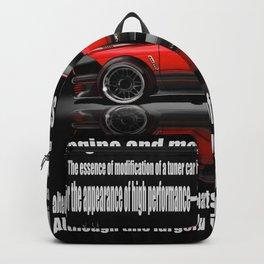 GOL GTI Backpack