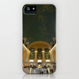 The People Beneath the Stars iPhone Case