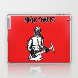 Miner Threat Laptop & iPad Skin
