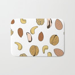 nuts Bath Mat