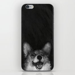 Sausage Fox iPhone Skin