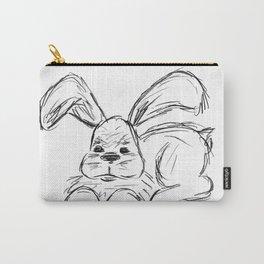 Hip Hop :: A Bunny Rabbit Carry-All Pouch