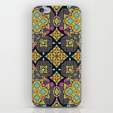 Happy Summer mandala iPhone & iPod Skin