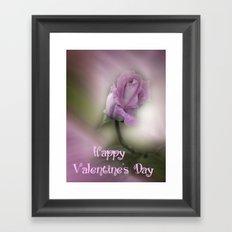 Valentine's Day -14- Framed Art Print