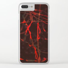 Del Mar Clear iPhone Case