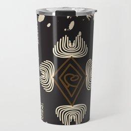 Coffee and Cream Travel Mug