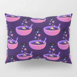 Macrocosmic Cereal Pillow Sham
