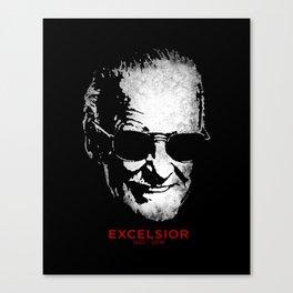 Excelsior! Canvas Print