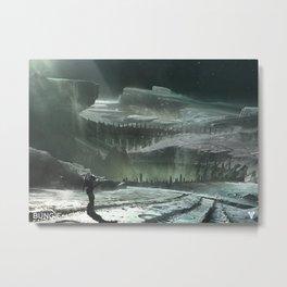 Destiny Metal Print