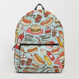 BBQ Backpack