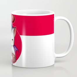 Final Fantasy - Moogle, Kupo! Coffee Mug