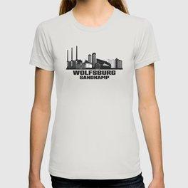 Wolfsburg Sandkamp Lower Saxony Germany T-shirt