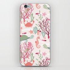 Life in the reef iPhone & iPod Skin