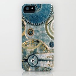 iPhone Gears iPhone Case