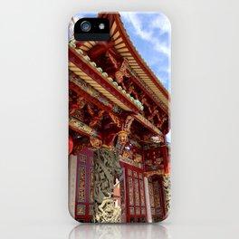 Tin Hau Temple iPhone Case