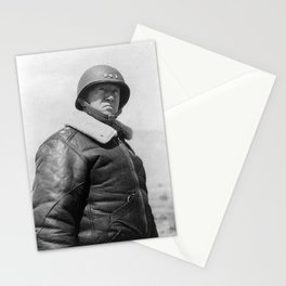George Patton Stationery Cards