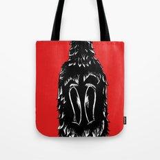 DOG BOTTLE Tote Bag