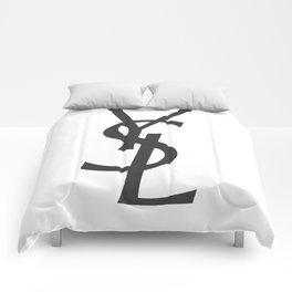 Yves-SaintLaurent Comforters
