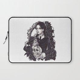 Wednesday Friday Addams Laptop Sleeve