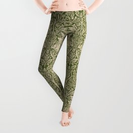 "William Morris ""Brer rabbit"" 4. Leggings"