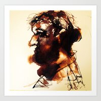 The Guy Art Print