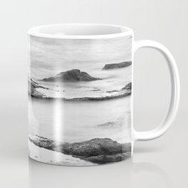 """Vela Blanca Tower"". Bw Coffee Mug"