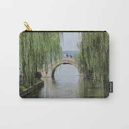 Lakeside Bridge Carry-All Pouch