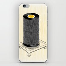 Fat Stack iPhone Skin