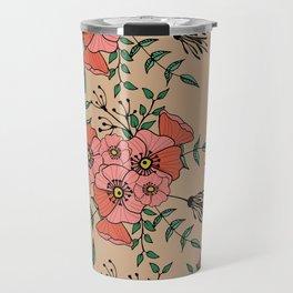 Pinto flores Travel Mug