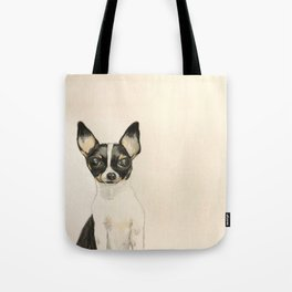 Chihuahua - the tiny dog Tote Bag