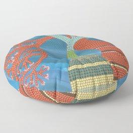 Baobab Embrace Floor Pillow